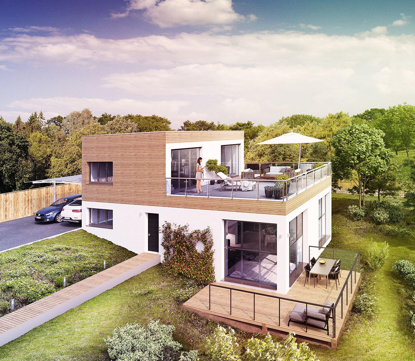 Maison intelligente, solutions énergétiques